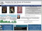 The Society for the Study of Evolution