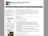 Information Systems for Biotechnology