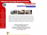Industrial Toxicology Research Centre