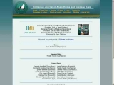 Romanian Journal of Anaestesia and Intensive Care