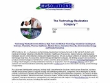 MVS Solutions Incorporated