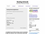 All About Nursing - Schools, Jobs and More