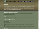 The Osteopathic Home Page