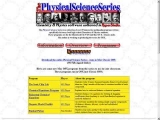 The Physical Science Series