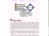 Physiology Educational Research Consortium