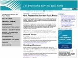 U.S. Preventive Services Task Force